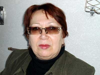 Тарасова Татьяна Ивановна